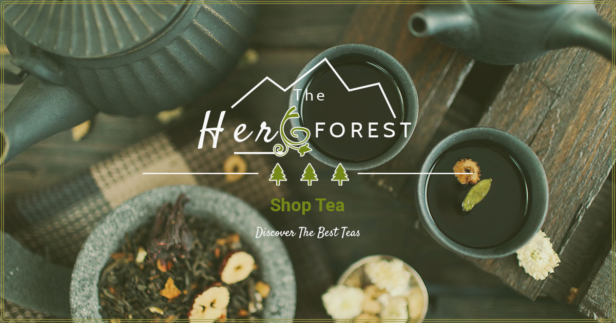 Teas - The Herb Forest