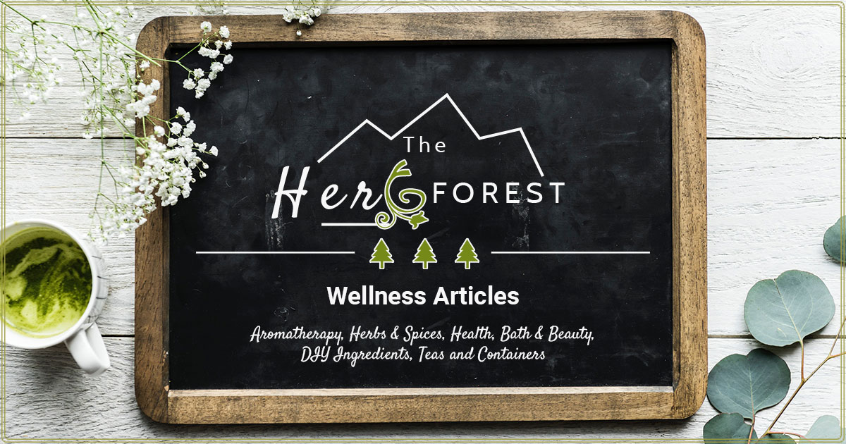 Aromatherapy - The Herb Forest